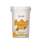 """Cocktail BAR Крем-Кондиционер для Волос """"Медовый Коктейль"""" Гладкость и Эластичность Волос, 500 мл"""