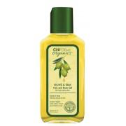 Масло Olive Organics для Волос и Тела, 59 мл