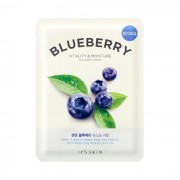 Маска The Fresh Blueberry Mask Sheet Лифтинг Тканевая с Черникой, 21г