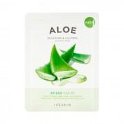 Маска The Fresh Aloe Mask Sheet Успокаивающая Тканевая с Алоэ Вера, 18г