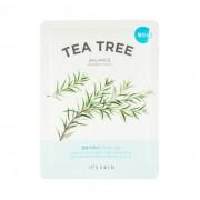 Маска The Fresh Tea Tree Mask Sheet Противовоспалительная Тканевая с Чайным Деревом, 18г