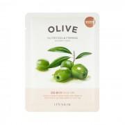 Маска The Fresh Olive Mask Sheet Интенсивно Увлажняющая Тканевая с Маслом Оливы, 22г