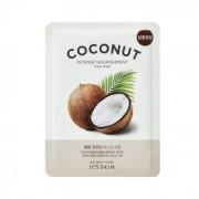Маска The Fresh Mask Sheet Coconut Увлажняющая Тканевая с Кокосом, 18г