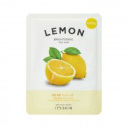 Маска The Fresh Mask Sheet Lemon Тонизирующая Тканевая с Лимоном, 18г