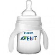 Бутылочка из Полипропилена с Ручками (125 мл, 4 мес+) Philips Avent Серия Classic+