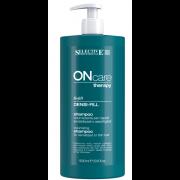 Densi-fill Shampoo Шампунь Филлер для Ухода за Поврежденными или Тонкими Волосами, 1000 мл