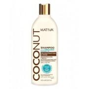 Шампунь Восстанавливающий для Поврежденных Волос Coconut, 500 мл