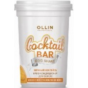 """Cocktail BAR Крем-Кондиционер для Волос """"Яичный Коктейль"""" Блеск и Восстановление Волос, 500 мл"""