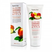 Гель All-In-One Whitening Peeling Gel Apple Отшелушивающий с Экстрактом Яблока, Выравнивающий Тон Кожи, 180 мл