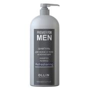 Шампунь Shampoo Hair&Body Refreshening для Волос и Тела освежающий, 1000 мл