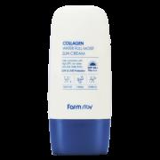 Крем Collagen Water Full Moist Sun Cream Увлажняющий Солнцезащитный с Коллагеном SPF50+/PA++++, 45г