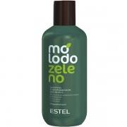 Шампунь Molodo-Zeleno для Волос с Хлорофиллом, 250 мл