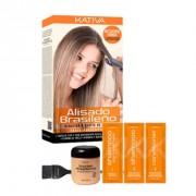 Кератиновое Выпрямление Keratina и Восстановление Волос с Маслом Арганы в Наборе