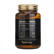 Сыворотка Solution Prime Ampoule Многофункциональная Ампульная с Золотом и Пептидами, 250 мл
