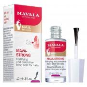 Основа Mava-Strong Укрепляющая и Защитная для Ногтей Мава-Стронг, 10 мл