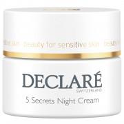 Крем 5 Secrets Night Cream 5 Секретов Ночной Восстанавливающий, 50 мл