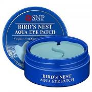 Патчи Bird's Nest Eye Patch Гидрогелевые для Век с Экстрактом Ласточкиного Гнезда, 60 шт