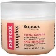 Крем-Парафин Detox Complex с Маслами Семян Клюквы и Брусники, 300 мл