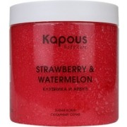 Скраб Strawberry and Watermelon Sugar Scrub Клубника и Арбуз Сахарный, 500 мл