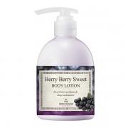 Лосьон Berry Berry Sweet Body Lotion для Тела с Экстрактом Ягод, 300 мл