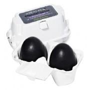 Мыло Маска с Древесным Углем Charcoal Egg Soap, 2*50г