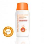 Эмульсия Golden Caresse Adv.Anti-Ageing Sun Emul Усиленная Солнцезащитная Антивозрастная с Тональным Эффектом  SPF50, 50 мл
