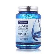 Сыворотка Collagen & Hyaluronic Acid All-In-One Ampoule Ампульная Многофункциональная с Гиалуроновой Кислотой и Коллагеном, 250 мл