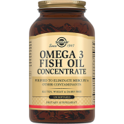 Концентрат Omega-3 Fish Oil Concentrate Рыбьего Жира Омега-3 Капсулы №60