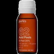 Анти-Акне Салицилово-Пировиноградно-Ретиноевый Пилинг S-Peel 20% pH 1,5, 60 мл
