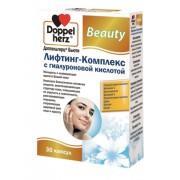Лифтинг-Комплекс Бьюти с Гиалуроновой Кислотой, капс. №30