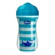 Чашка-Поильник Active Cup (Носик Ободок), 14 мес+, 266 мл., Цвет Синий, Голубой, 1 шт