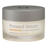 Сыворотка-Крем BlithePressed Serum Gold Apricot Спресованная для Сияния, 50 мл