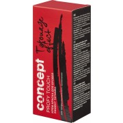 Крем-Краска Brows Color Cream Tatouage Effect для Бровей с Эффектом Татуажа Черный, 30+20 мл