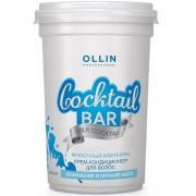 Крем-Кондиционер Cocktail BAR для Волос Молочный коктейль Увлажнение и Питание Волос, 500 мл