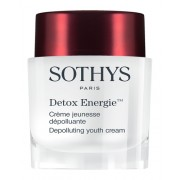 Детокс-Крем Depolluting Youth Cream Омолаживающий Энергонасыщающий, 50 мл