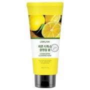 Детокс-Пенка Lemon Detox Cleansing Foam для Умывания с Лимоном, 180 мл
