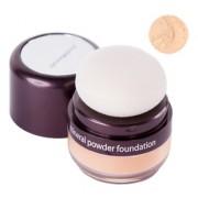 Рассыпчатая Пудра-Основа с Минералами с Пуховкой Mineral Powder Foundation  Radiant, 6г