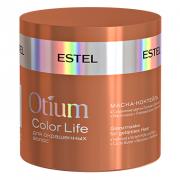 Маска-Коктейль Otium Color Life для Волос Яркость цвета, 300 мл