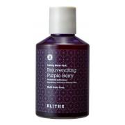 Сплэш-Маска Patting Splash Mask Rejuvenating Purple Berry Антивозрастная, 150 мл