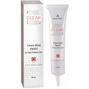 Крем-маска Provit Cream Mask Провит для жирной проблемной кожи, 40 мл