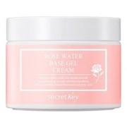 Гель-Крем Rose Water Base Gel Cream для Лица с Розовой Водой, 100г