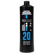 Крем-Эмульсия Wild Color 6% OXI20 Vol. Окисляющая для Краски, 995 мл