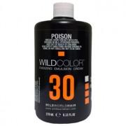 Крем-Эмульсия Wild Color 9% OXI30 Vol. Окисляющая для Краски, 270 мл
