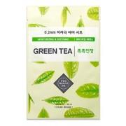 Маска 0.2 Therapy Air Mask Green Tea Тканевая с Экстрактом Зеленого Чая, 20 мл