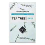 Маска 0.2 Therapy Air Mask Tea Tree для Лица Тканевая c Экстрактом Чайного Дерева, 20 мл