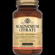 Таблетки Magnesium Citrate Цитрат Магния 200 мг БАД №60