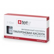 Гиалуроновая кислота + антиоксиданты, 30 мл