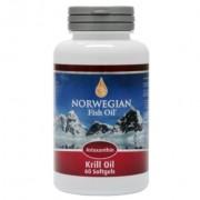 Омега 3 Масло Криля NFO Omеga 3 Krill Oil, 60 кап