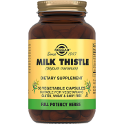 Чертополох Milk Thistle Молочный Капсулы №50