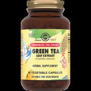 Экстракт Green Tea Leaf Extract Листьев Зеленого Чая Капсулы №60